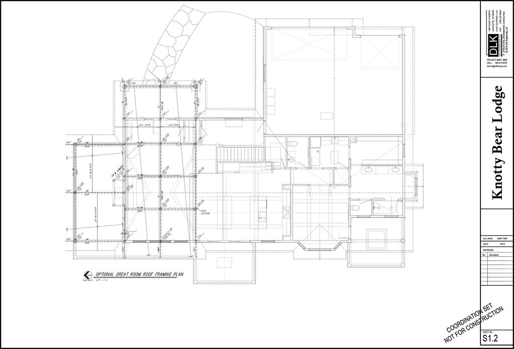 Alternate Roof Structurals