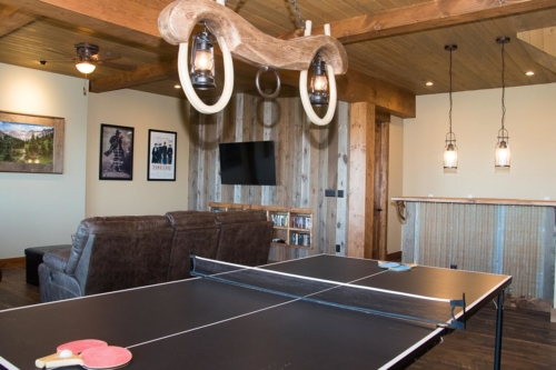Rec Room Game Table