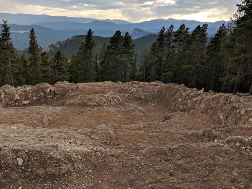Finished Excavation