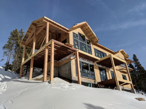Side Deck Roof