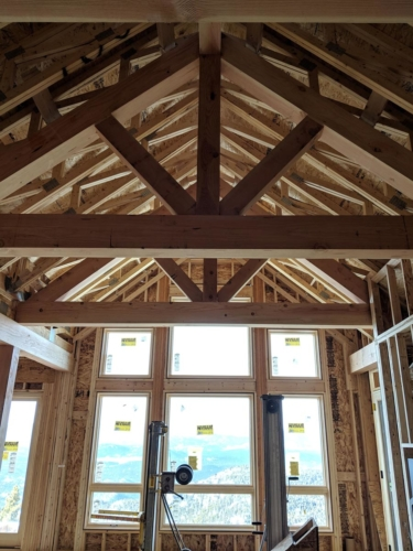 Timbers and Soffits