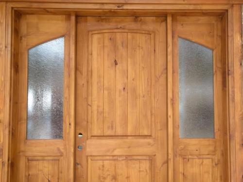 Front Entry Door Sidelites