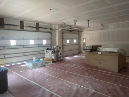 Garage Drywall