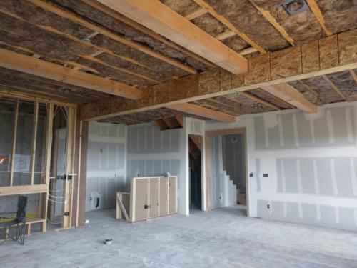 Rec Room Drywall