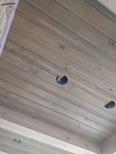 Beetle Kill Pine Tongue & Groove Ceilings