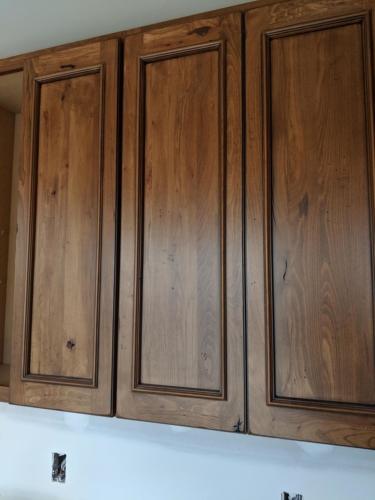 Koch Rustic Beech Cabinets