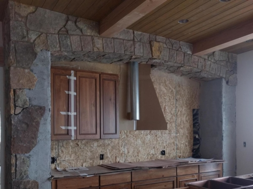 Kitchen Hearth Stone