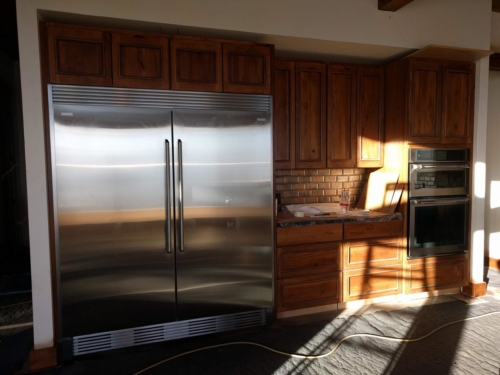 Electrolux Full Size Refrigerator and Freezer Units